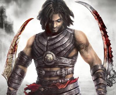 """Принц Персии из игры """"Warrior Within"""""""