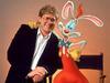 Роберт Земекис и кролик Роджер. Фото с сайта slashfilm.com